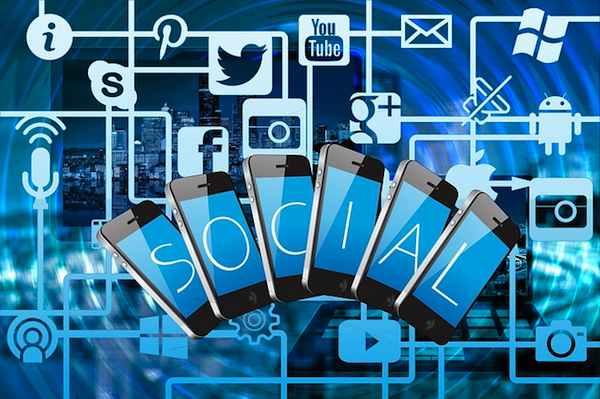 deslumbrantes redes sociales