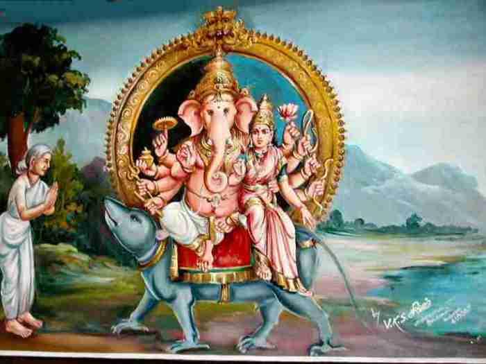 Ganesha-Vahana