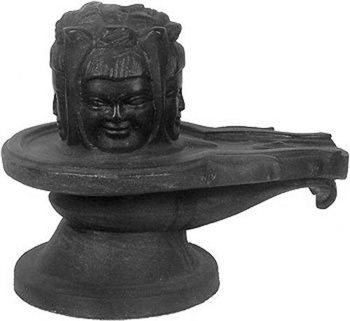 Pancha Muka Lingams