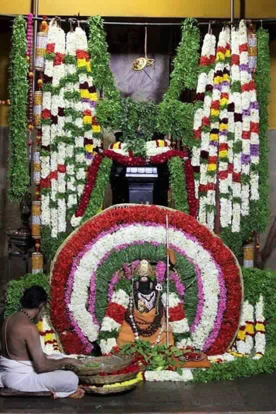Maha Periyava Grand Alankaram