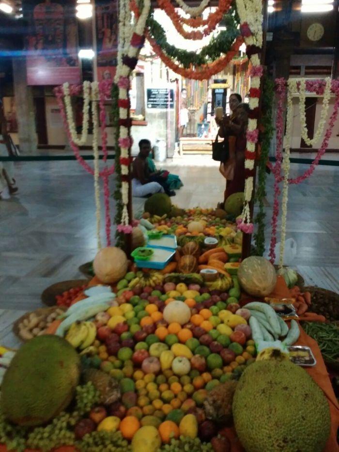 Periyava Adhistanam on Tamizh New Year
