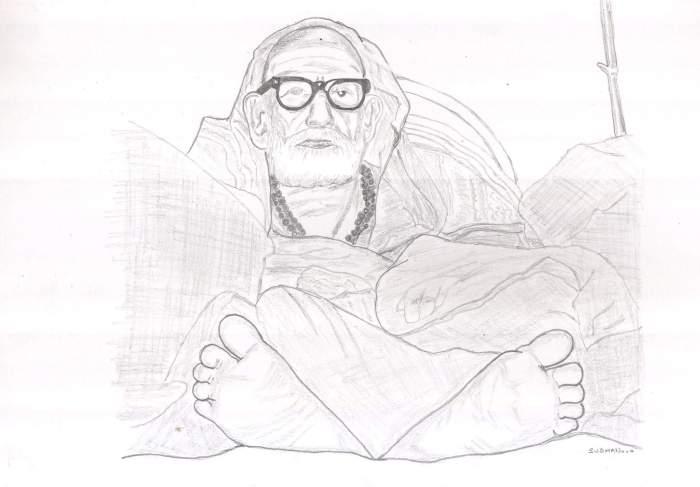 Periyava_Drawing_Sudhan