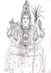 ambal_drawing_sudhan