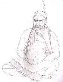 Balaperiyava_japam_drawing_sudhan
