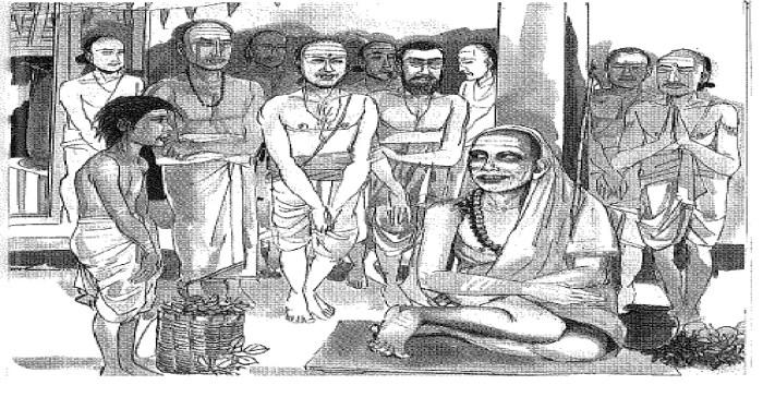 Purandarakesavalu and Maha Periyava-1