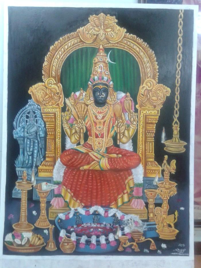 kamakshi-painting2