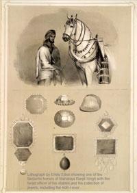 Kohinoor and Maharaja