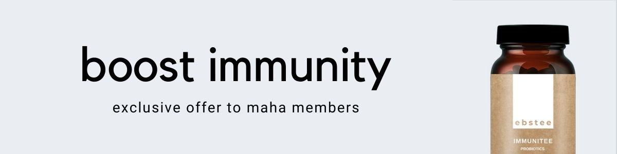 Get IMMUNITEE - BOOST YOUR IMMUNITY NATURALLY
