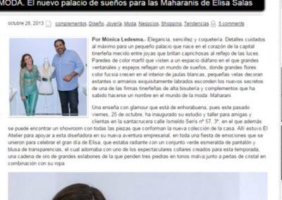 El nuevo palacios de sueños para las Maharanis de Elisa Salas