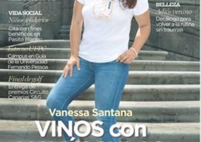 Vanessa Santana luce gargantilla Maharani