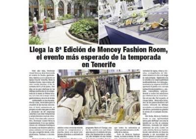 8ª edición de Mencey Fashion Room el evento más esperado de la temporada en Tenerife