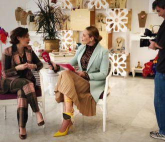 Entrevista a Elisa Salas