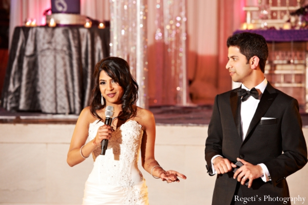 Indian Wedding Reception Inspiration Speech
