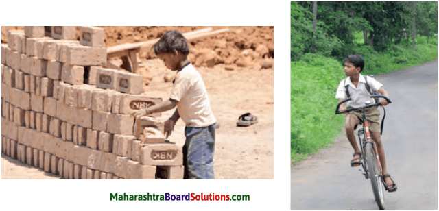 Maharashtra Board Class 10 English Solutions Unit 2.5 Let's March 1