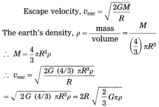 Maharashtra Board Class 10 Science Solutions Part 1 Chapter 1 Gravitation 39
