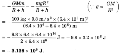 Maharashtra Board Class 10 Science Solutions Part 1 Chapter 1 Gravitation 62