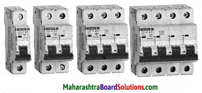 Maharashtra Board Class 10 Science Solutions Part 1 Chapter 4 Effects of Electric Current 10