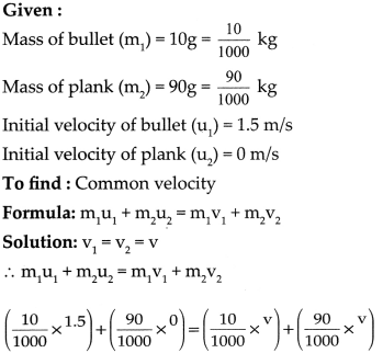 Maharashtra Board Class 9 Science Solutions Chapter 1 Laws of Motion 5