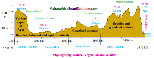 Maharashtra Board Class 10 Geography Solutions Chapter 5 Natural Vegetation and Wildlife 21