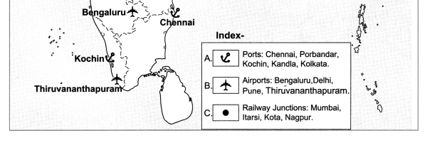 Maharashtra Board Class 10 Geography Solutions Chapter 9 Tourism, Transport and Communication 20