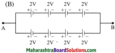 Maharashtra Board Class 8 Science Solutions Chapter 4 Current Electricity and Magnetism 14