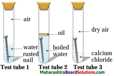 Maharashtra Board Class 8 Science Solutions Chapter 7 Metals and Nonmetals 2