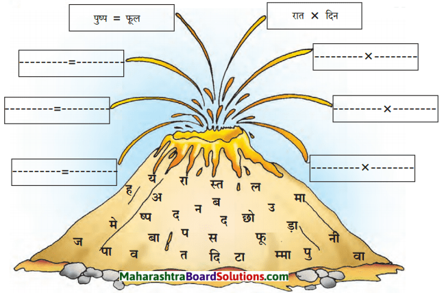 Maharashtra Board Class 7 Hindi Solutions Chapter 2 फूल और काँटे 5