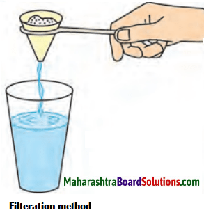 Maharashtra Board Class 7 Science Solutions Chapter 14 Elements, Compounds and Mixtures 1.1