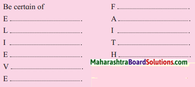 Maharashtra Board Class 8 English Solutions Chapter 1.1 A Time To Believe 8