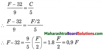 Maharashtra Board Class 8 Science Solutions Chapter 14 Measurement and Effects of Heat 4