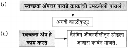Maharashtra Board Class 10 Marathi Aksharbharati Solutions Chapter 7 फूटप्रिन्टस 27