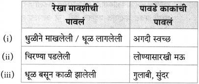 Maharashtra Board Class 10 Marathi Aksharbharati Solutions Chapter 7 फूटप्रिन्टस 6