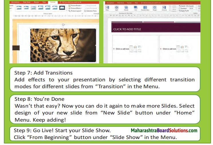 Maharashtra Board Class 10 My English Coursebook Solutions Chapter 2.6 World Heritage 14