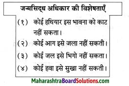 Maharashtra Board Class 8 Hindi Solutions Chapter 7 स्वराज्य मेरा जन्मसिद्ध अधिकार है 10