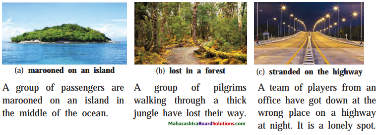 Maharashtra Board Class 9 English Kumarbharati Solutions Chapter 1.2 A Synopsis - The Swiss Family Robinson 2