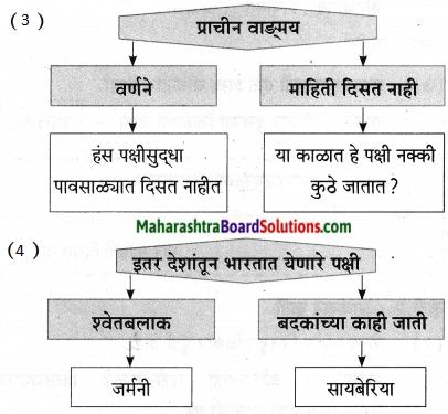 Maharashtra Board Class 9 Marathi Aksharbharati Solutions Chapter 11 आभाळातल्या पाऊलवाटा 10