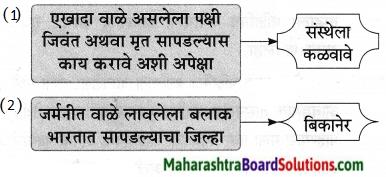 Maharashtra Board Class 9 Marathi Aksharbharati Solutions Chapter 11 आभाळातल्या पाऊलवाटा 19