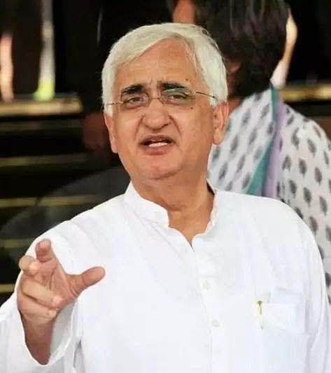 salman khurshid attacks on pm modi on his stateemnt on ...