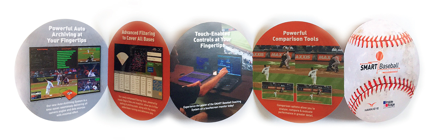 Smart Baseball Brochure Interior