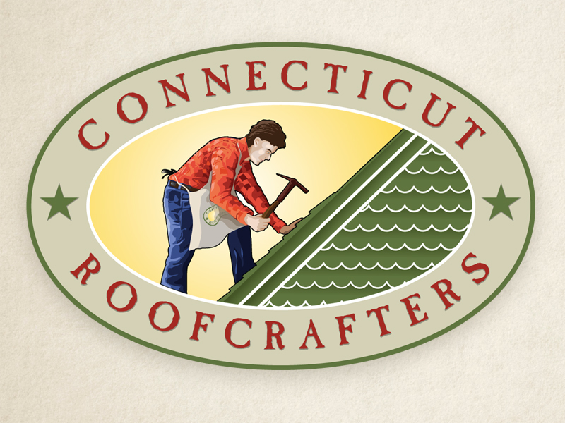CT Roofcrafters Logo