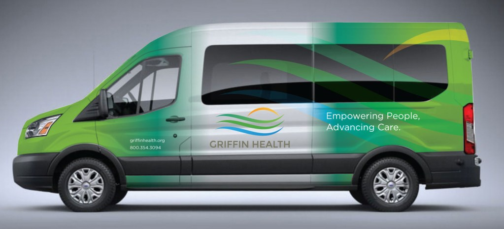 Patient Transport Van Wrap
