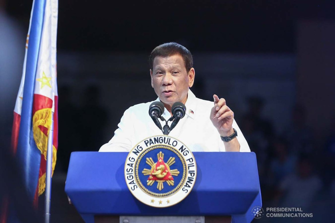 PRRD to House: Vote on ABS-CBN's fate based on 'conscience'