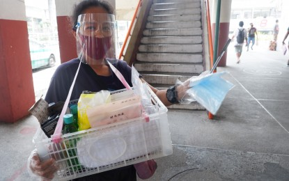Wearing of face masks, shields at home encouraged: DOH