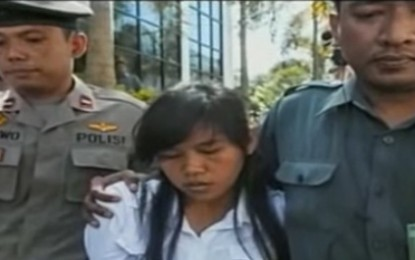 Palace pleased with SC ruling in favor of Mary Jane Veloso