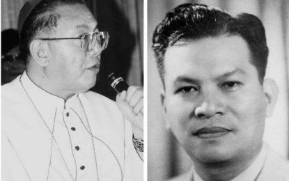 Nation marks birthdays of Magsaysay, Cardinal Sin Aug. 31