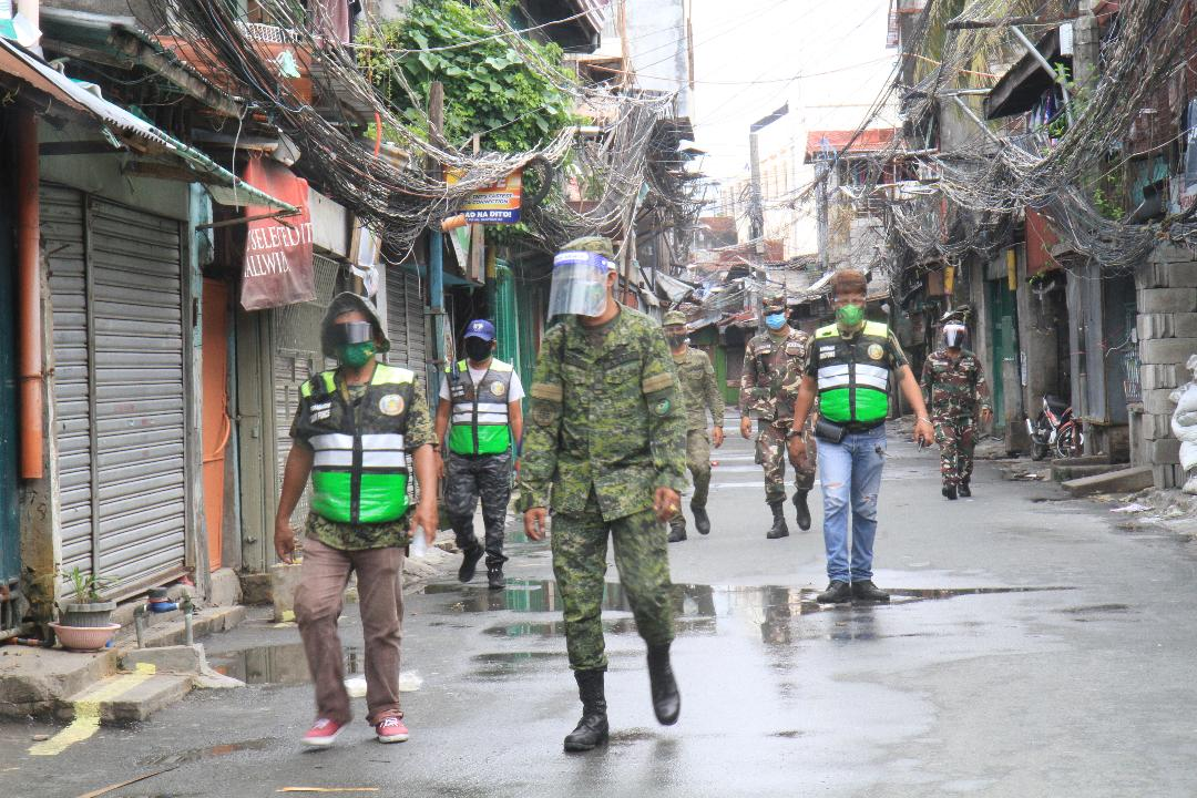 Silverio compound becomes a 'ghost town'