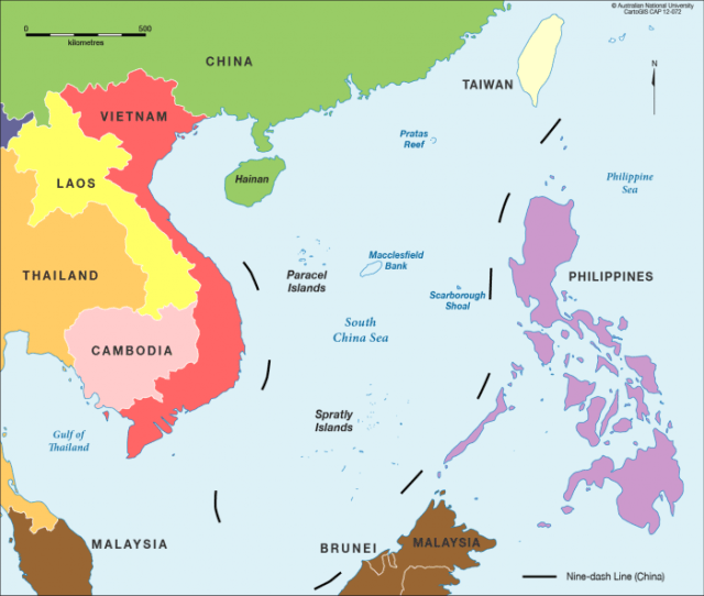China shoots down anew PH's lawful claim over West Philippine Sea