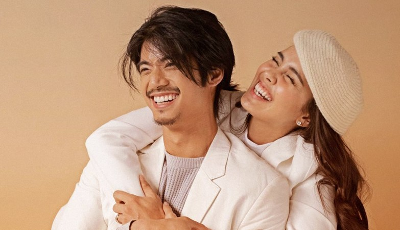 Young couple Megan Young and Mikael Daez