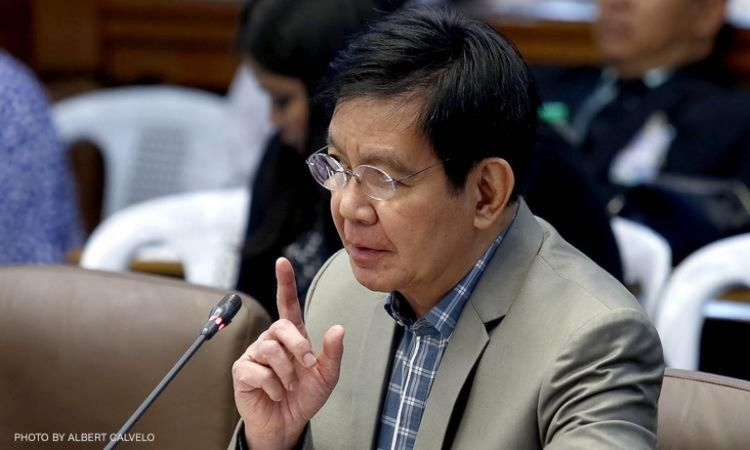 P2-B budget is not enough for anti-drug war in '21 — Lacson