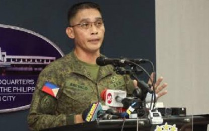 Military's social media accounts still up AFP exec says